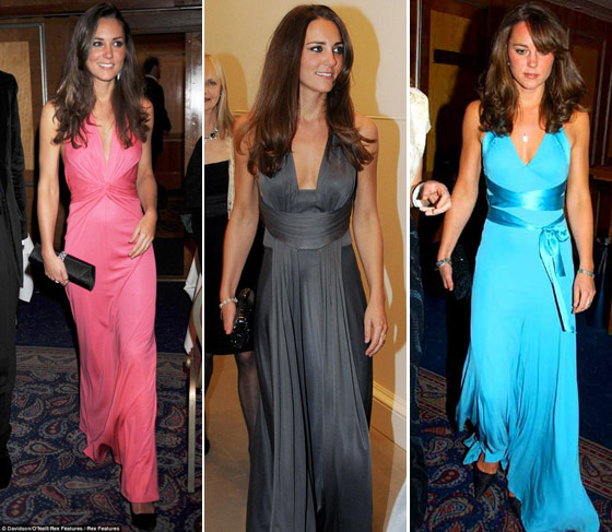 kate middleton style blog. for a truly casual Kate