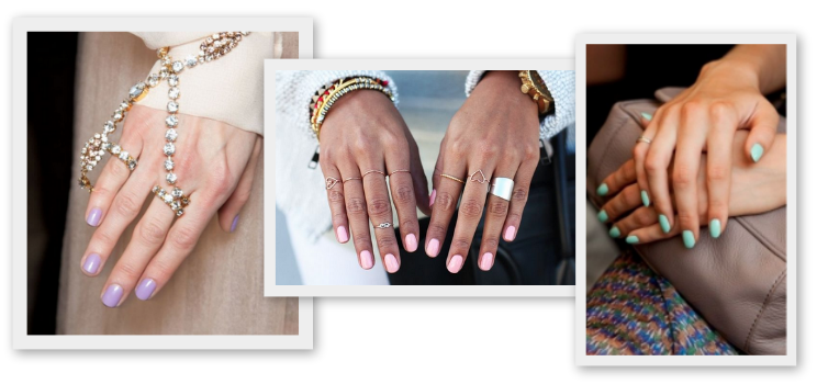 Rock Spring's Hottest Colors…On Your Nails